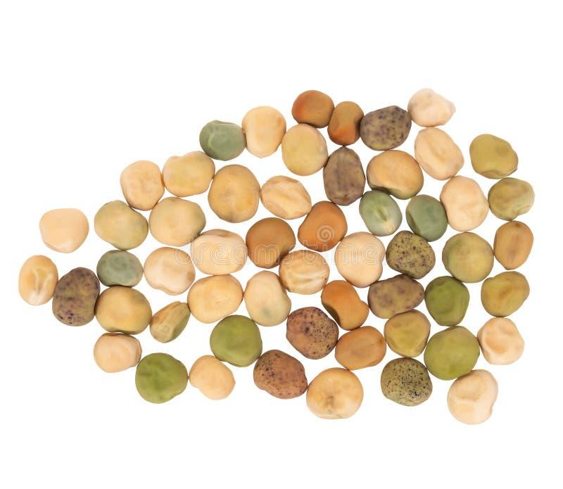 Сухие семена горохов для домашнего огорода etc Сортированное смешивание изменения разнообразий следовательно r стоковая фотография rf