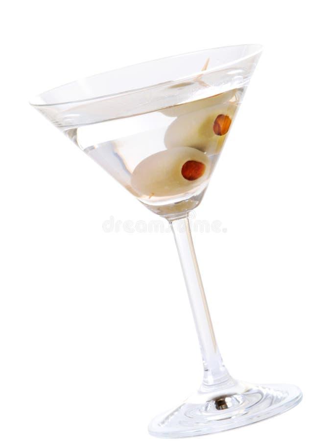 сухой пимент оливок martini стоковые фотографии rf