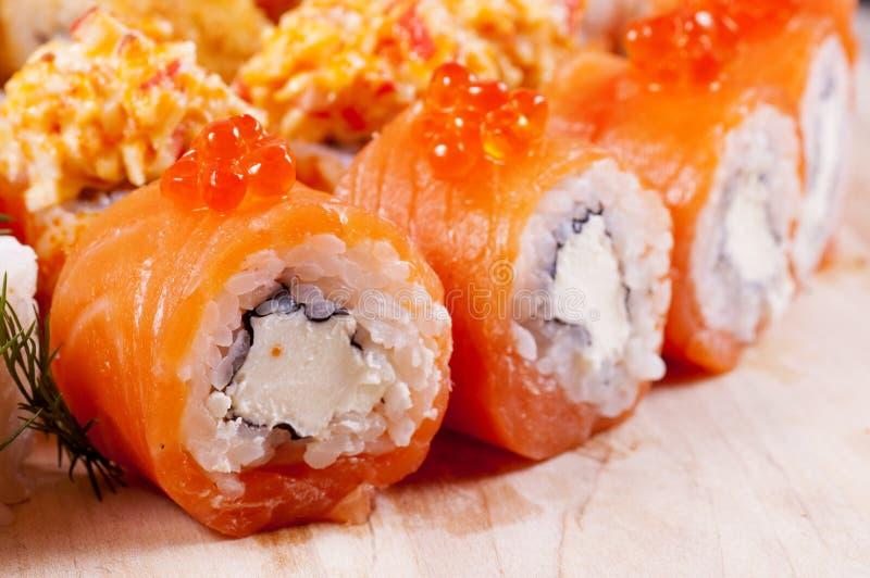 Суши от рыб стоковое фото