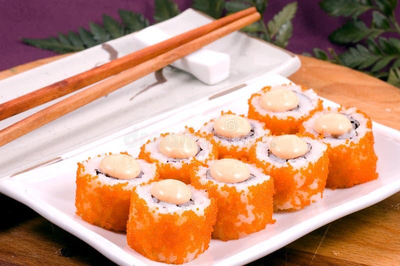 Суши от рыб стоковая фотография rf