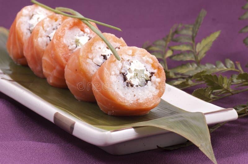 Суши от рыб стоковые изображения