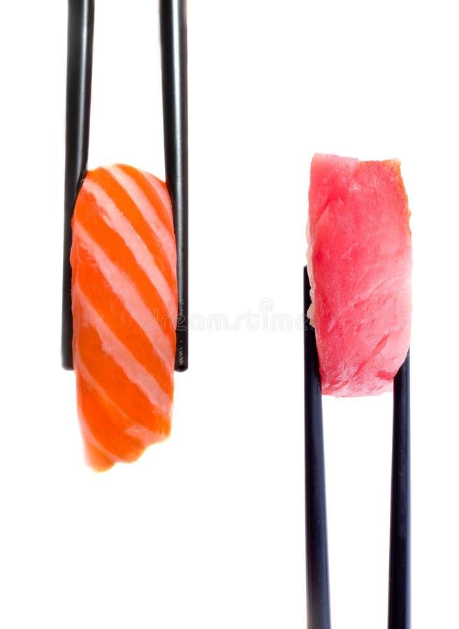 суши японца ассортимента стоковые изображения