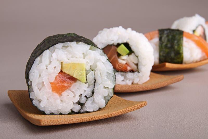 Download суши maki стоковое фото. изображение насчитывающей суши - 18392294