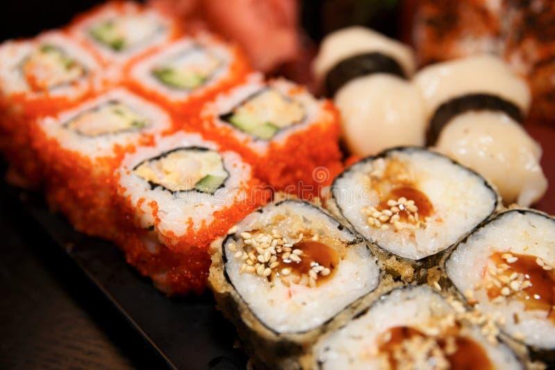 суши maki стоковая фотография