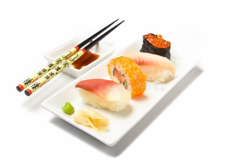 суши nigiri палочек стоковые изображения