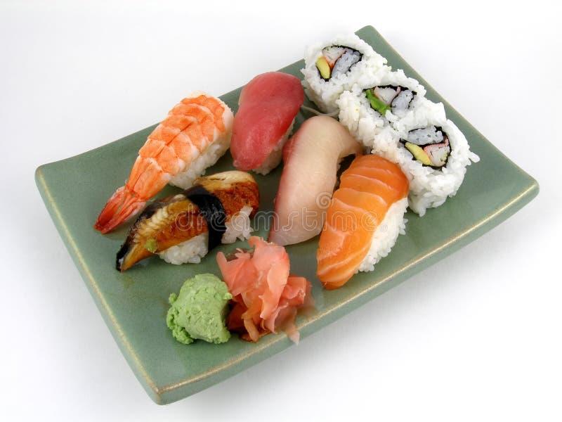 суши nigiri стоковое изображение