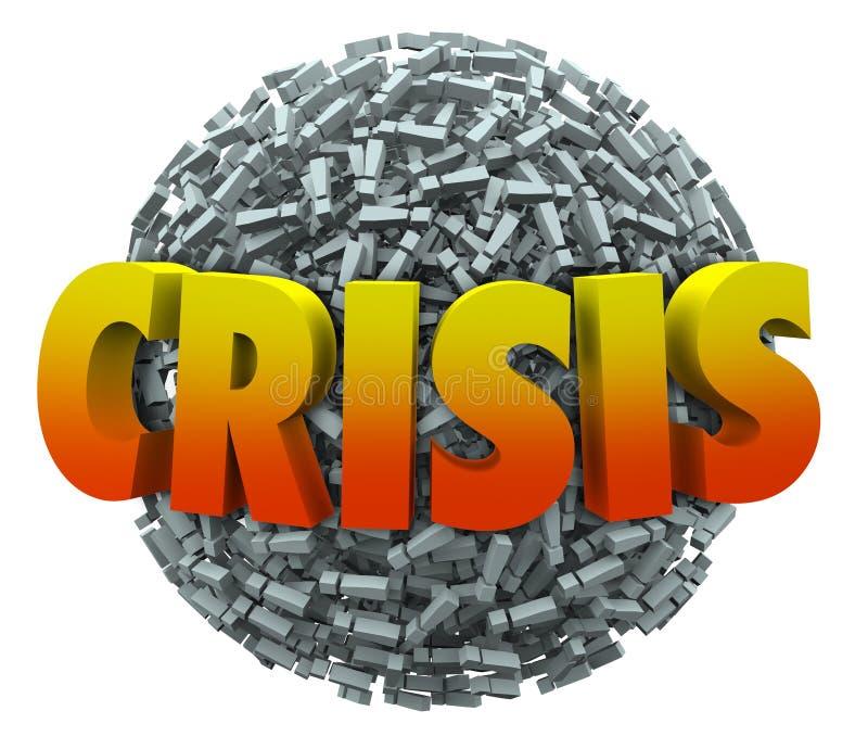 Download Сфера восклицательного знака тревоги проблемы слова кризиса непредвиденная Иллюстрация штока - иллюстрации насчитывающей deadline, беспорядок: 40589482