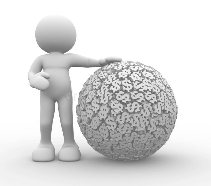 сферы иллюстрация вектора