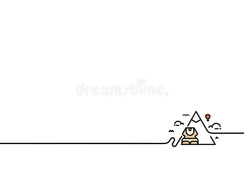 Сфинкс на Гизе и пирамиде бесплатная иллюстрация