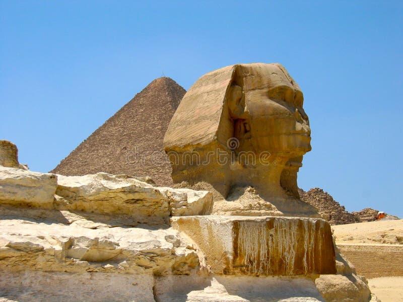 Download Сфинкс стоковое фото. изображение насчитывающей египет - 37931548