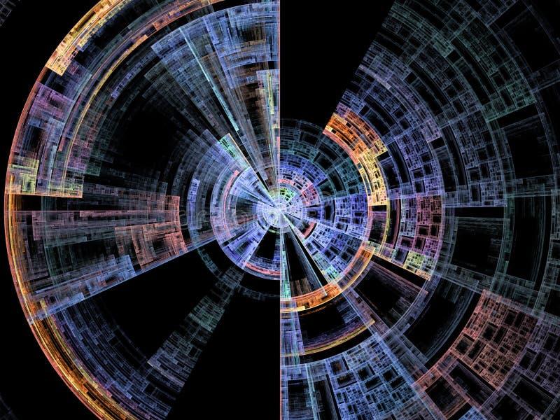Download Схематическое вращение взрыва Иллюстрация штока - иллюстрации насчитывающей кругло, картина: 81803768