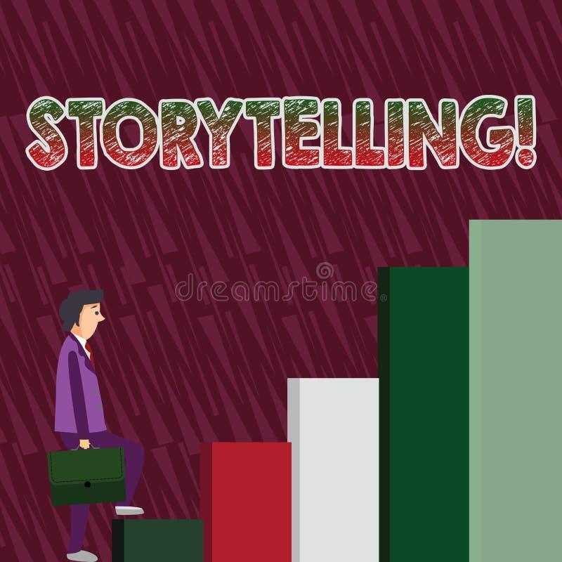 Схематическое искусство рассказа показа сочинительства руки Деятельность при текста фото дела говорить или записи романы рассказо иллюстрация вектора