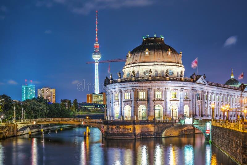 Сцена Берлина стоковые фото
