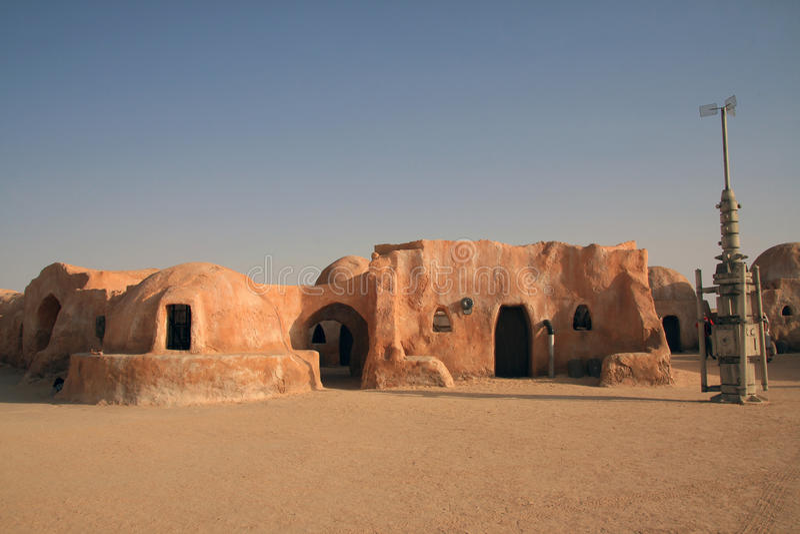 Сцена Звездных войн стоковое фото rf