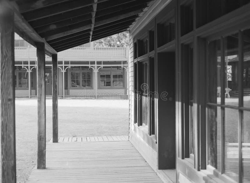 Сцена от старого запада стоковое фото rf