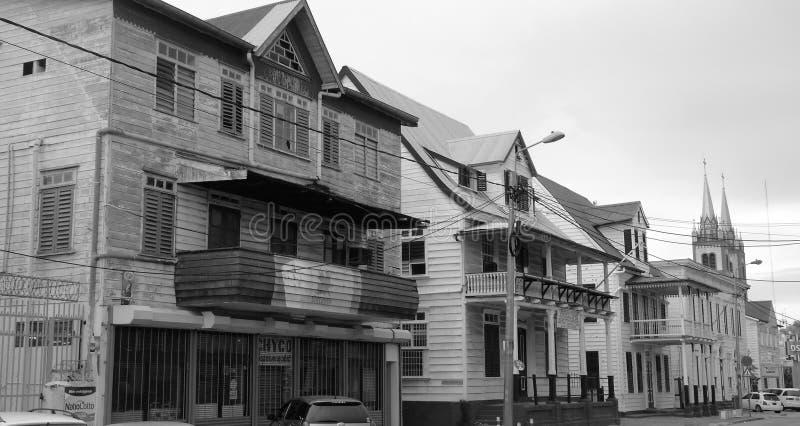 Сцена Суринама, Южной Америки стоковое фото