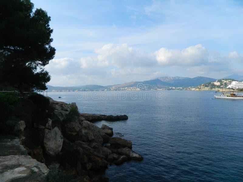 Сцены от среднеземноморского стоковые изображения