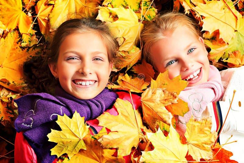 Счастливая осень стоковое фото