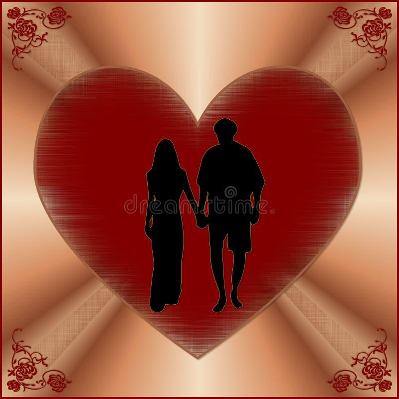 счастливые valentines стоковые фото