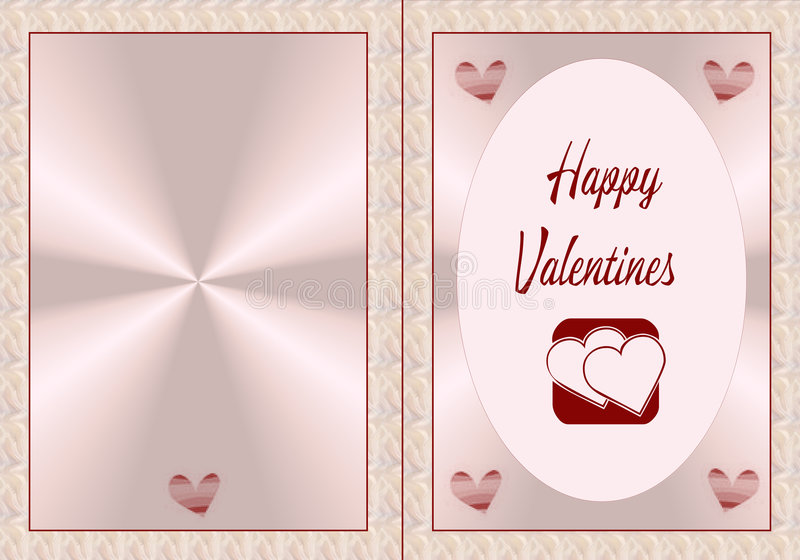 счастливые valentines бесплатная иллюстрация