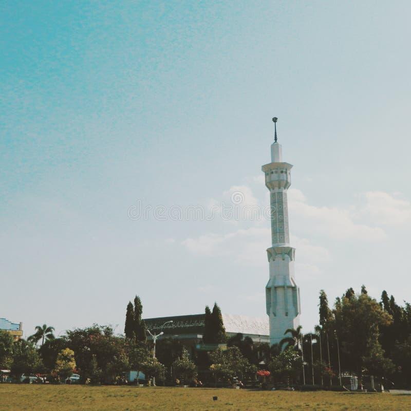 Счастливое Eid Mubarak стоковые изображения rf