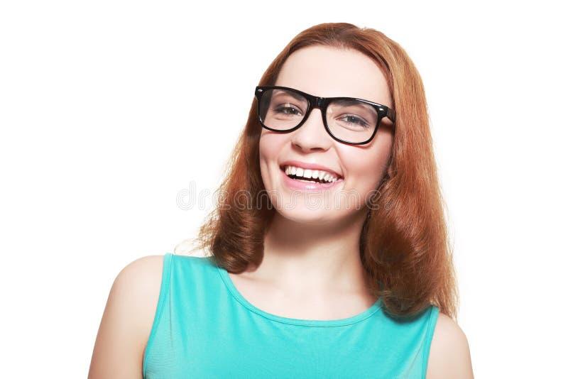 счастливые детеныши женщины стоковые фотографии rf