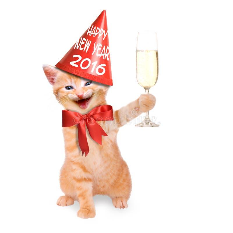 Счастливый Новый Год 2016 стоковые фото