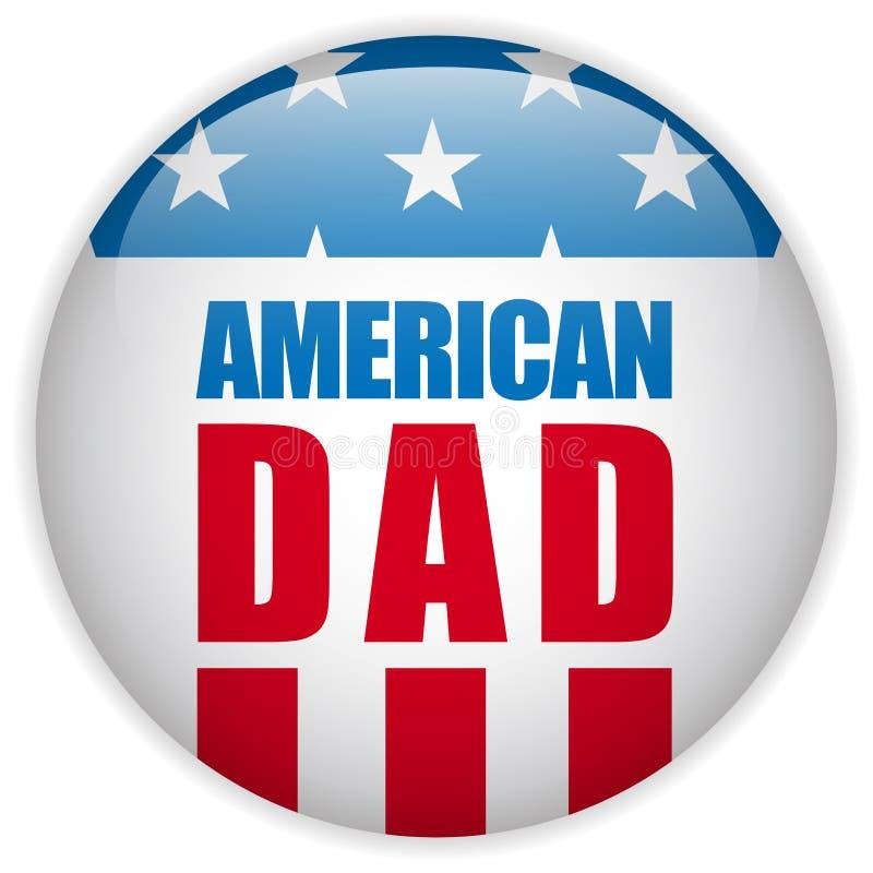 Download Счастливый папа американца США дня отцов Иллюстрация вектора - иллюстрации насчитывающей подарок, праздник: 40584943