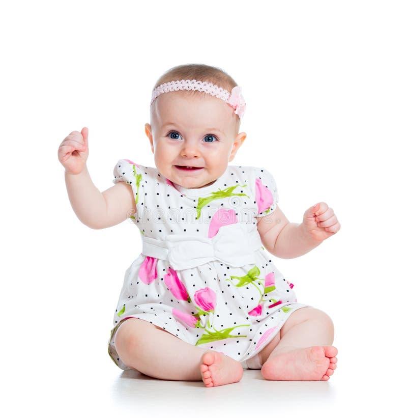 Счастливый ребёнок стоковое фото