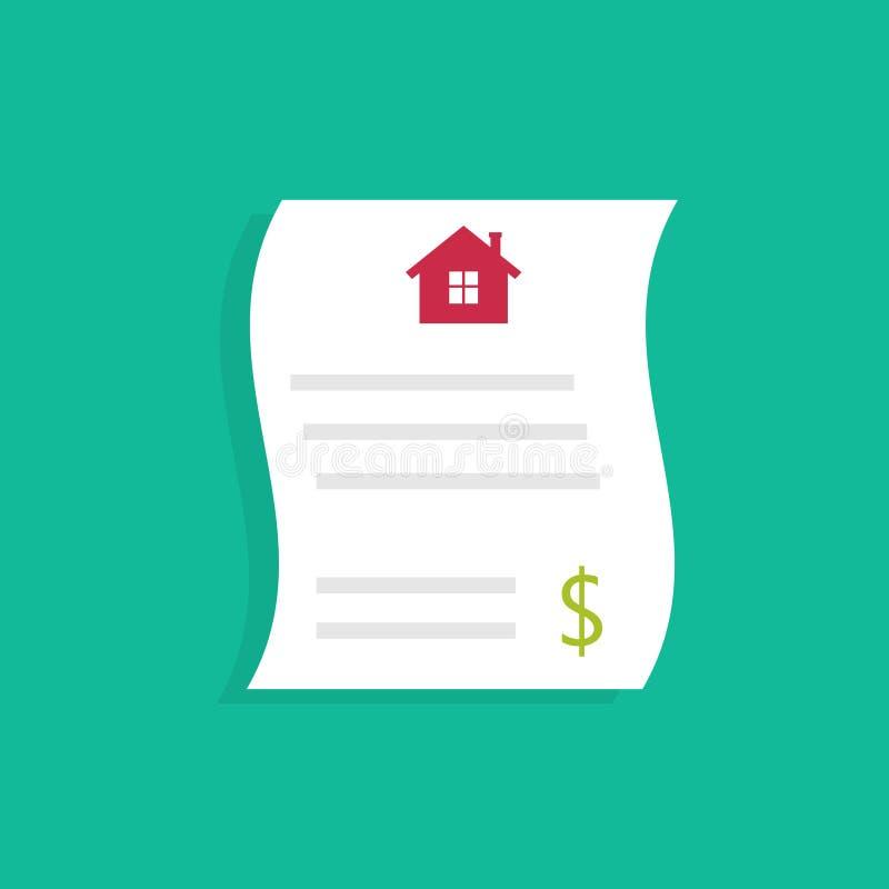 Счета за коммунальные услуги ренты бесплатная иллюстрация