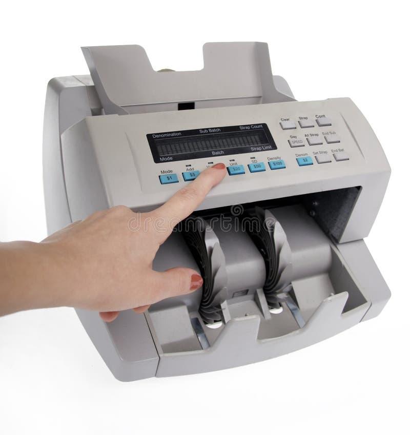счетчик кредитки стоковые фотографии rf