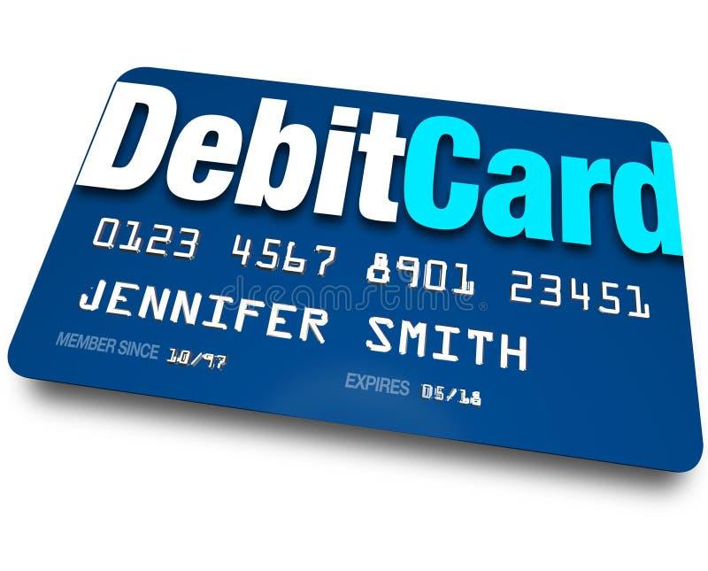 Счет в банке обязанности банка кредитной карточки пластичный бесплатная иллюстрация