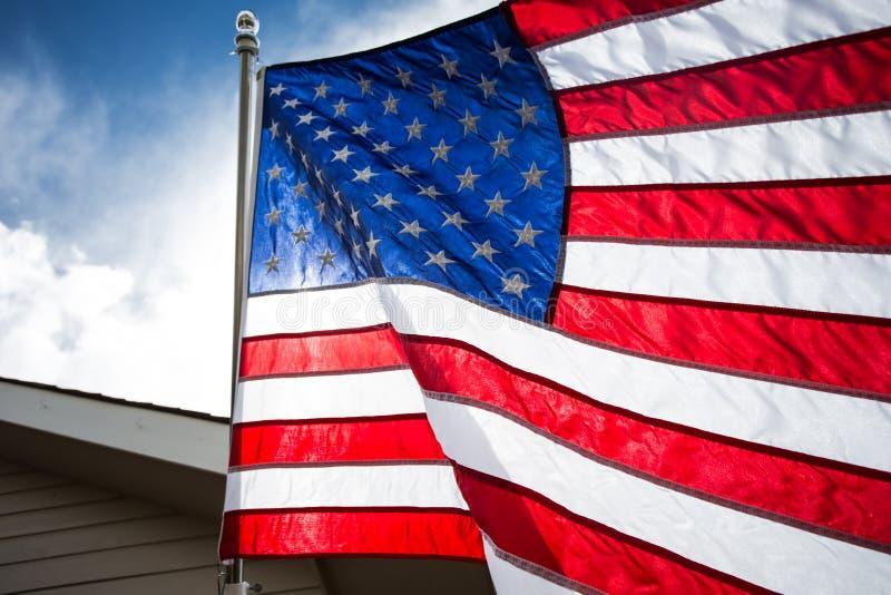 США, американский флаг, rhe символическое свободы, свободы, патриотической, hono стоковое изображение rf