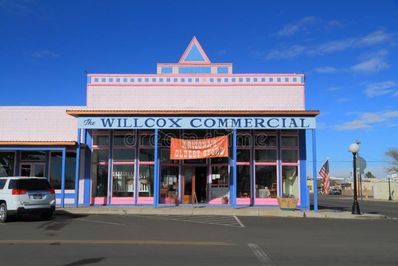 США, Аризона: Старый запад - исторический магазин стоковая фотография rf