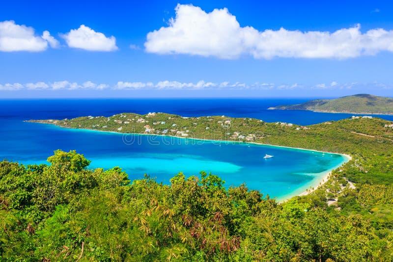 США Виргинские острова стоковые фотографии rf