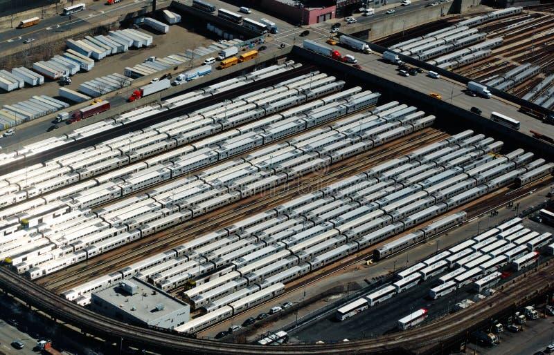 29 03 2007, США, Нью-Йорк: Взгляды вокзала на Манхаттане f стоковые изображения rf