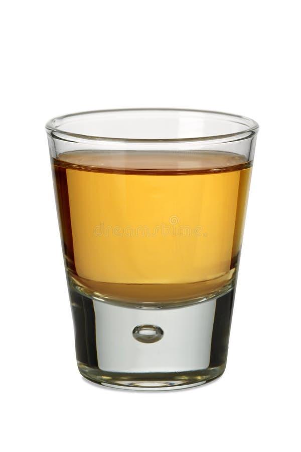 Съемка вискиа Стоковая Фотография