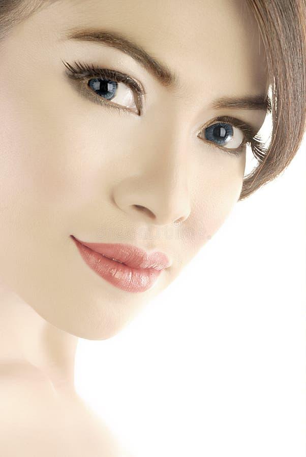 съемка женщины красотки стоковые изображения rf