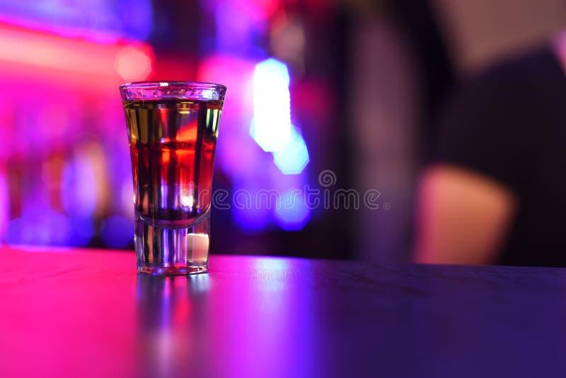 Съемка питья стоковые изображения rf