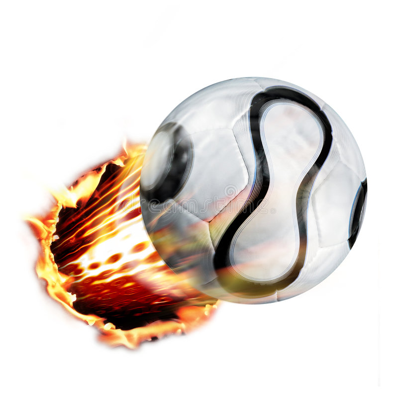 съемка футбола иллюстрация вектора