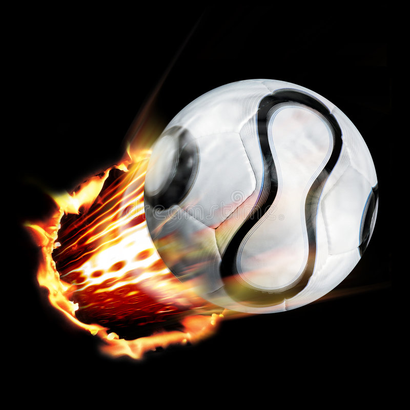 съемка футбола бесплатная иллюстрация