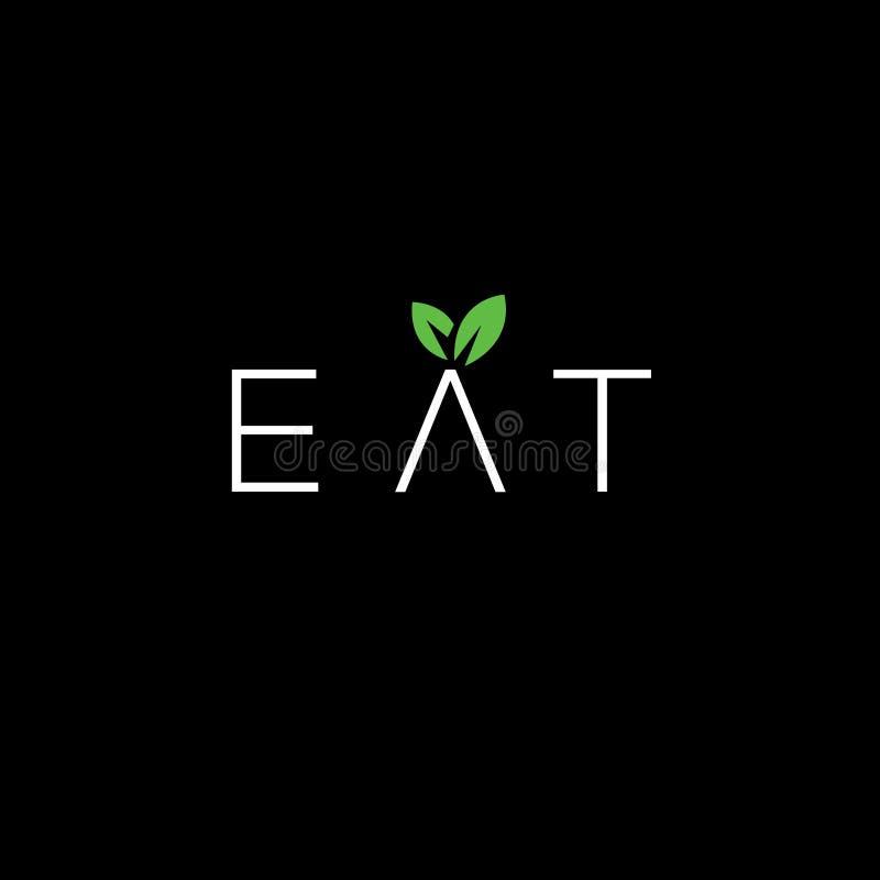 Съешьте логотип вектора обвалите в сухарях вызвано режущ ресторан фото mrcajevci мяса логоса kupusijada еды празднества 6 таблиц  иллюстрация штока