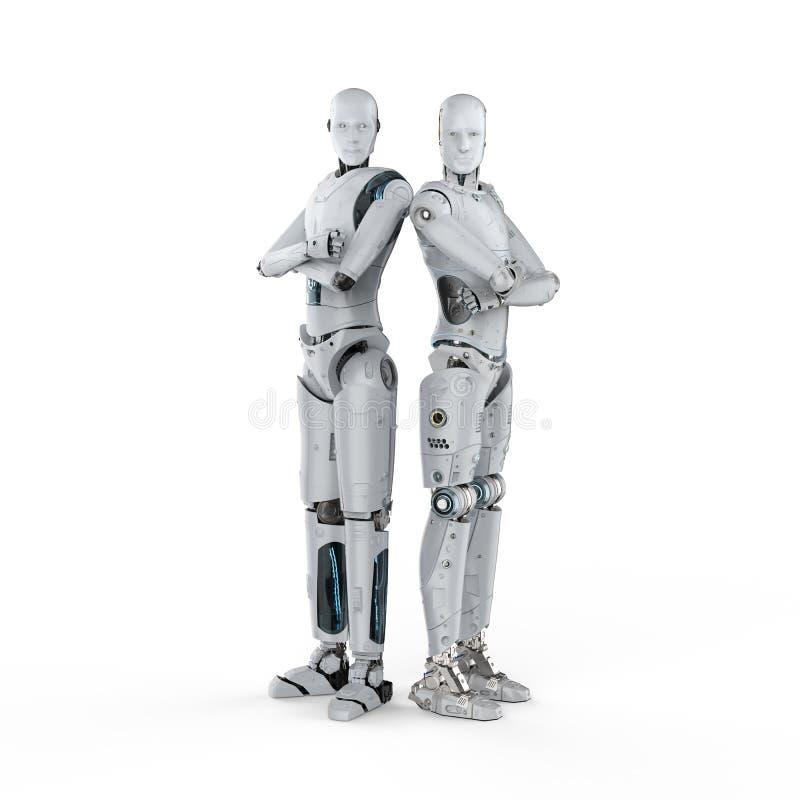Сыгранность искусственного интеллекта бесплатная иллюстрация