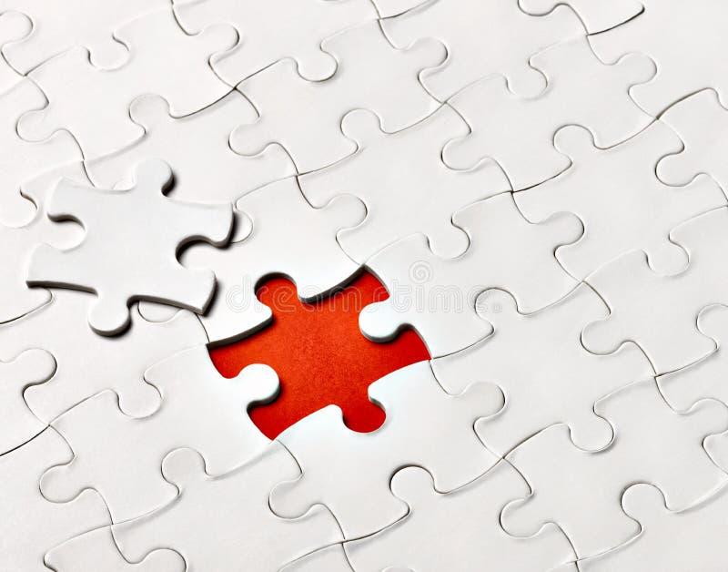 Сыгранность решения игры головоломки стоковые фотографии rf