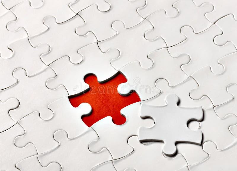 Сыгранность решения игры головоломки стоковое фото rf