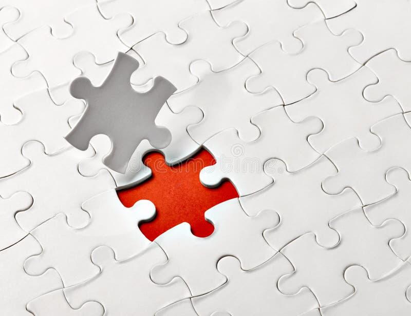 Сыгранность решения игры головоломки стоковые изображения rf