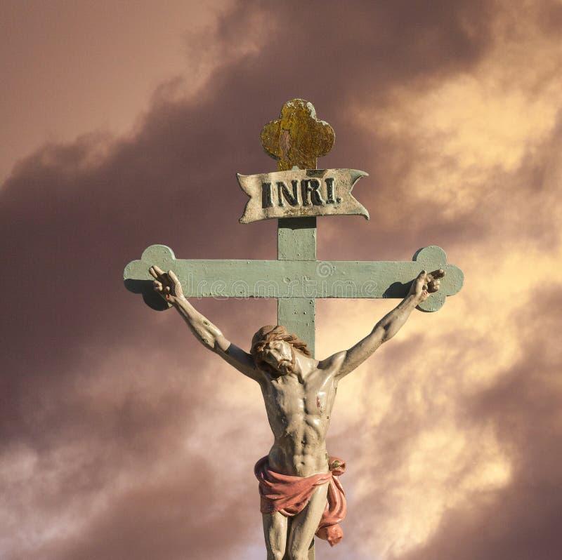 Сын Иисуса Христоса бога стоковые фото