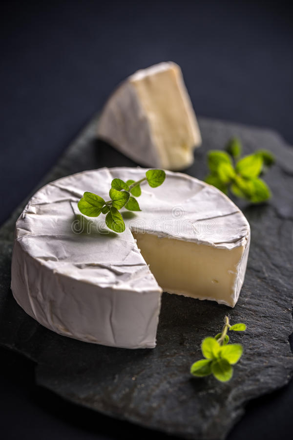 Сыр камамбера стоковое фото rf