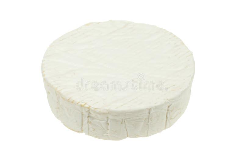 сыр camembert изолировал стоковые фотографии rf