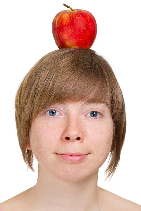 яблоко на голове картинки магдалена